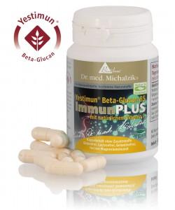 ImmunPLUS Beta Glucan 85