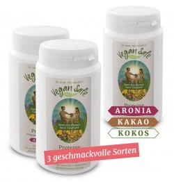Vegan Safe Proteine - 3er‑Pack
