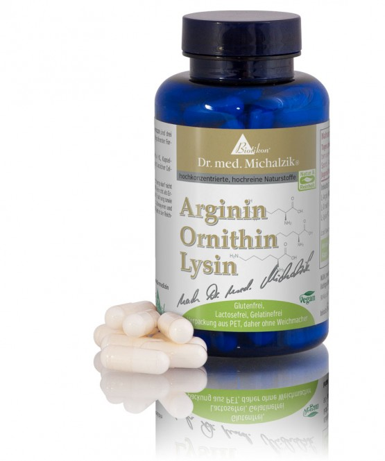 Arginin Ornithin Lysin