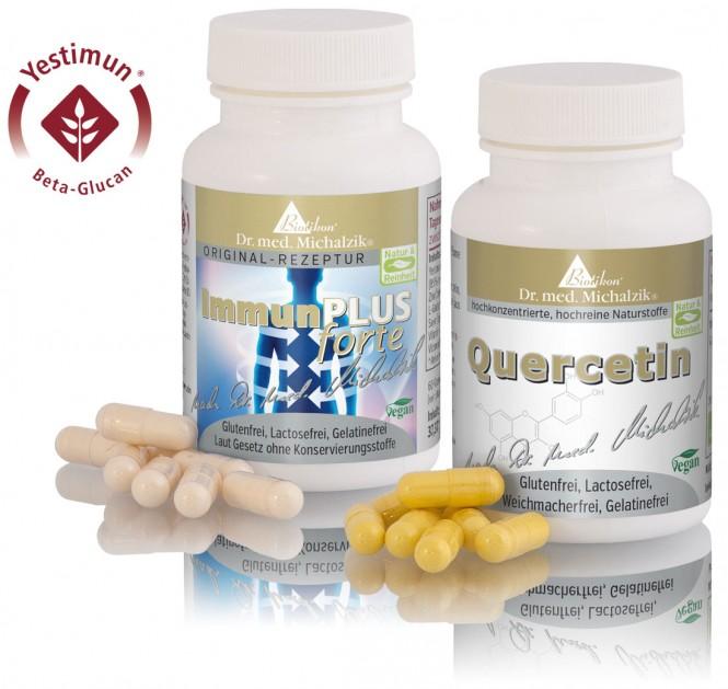ImmunPLUS  forte  + Quercetin