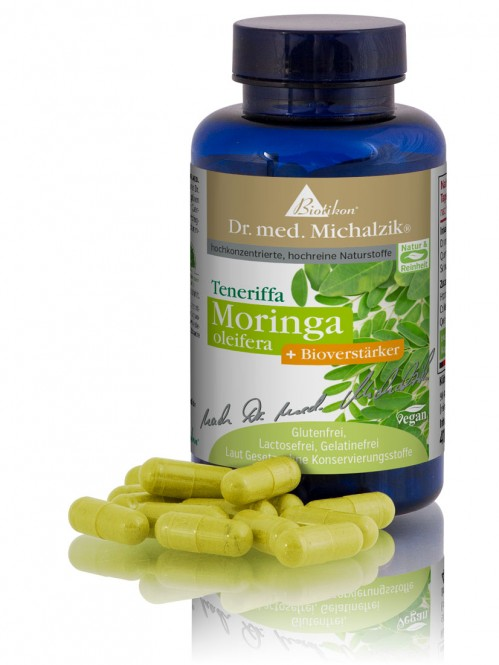 Moringa aus Teneriffa + Bioverstärker