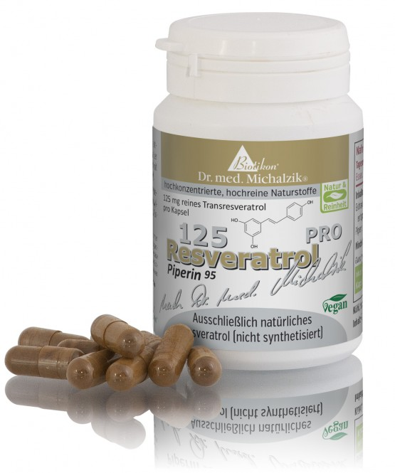 Resveratrol  125 PRO