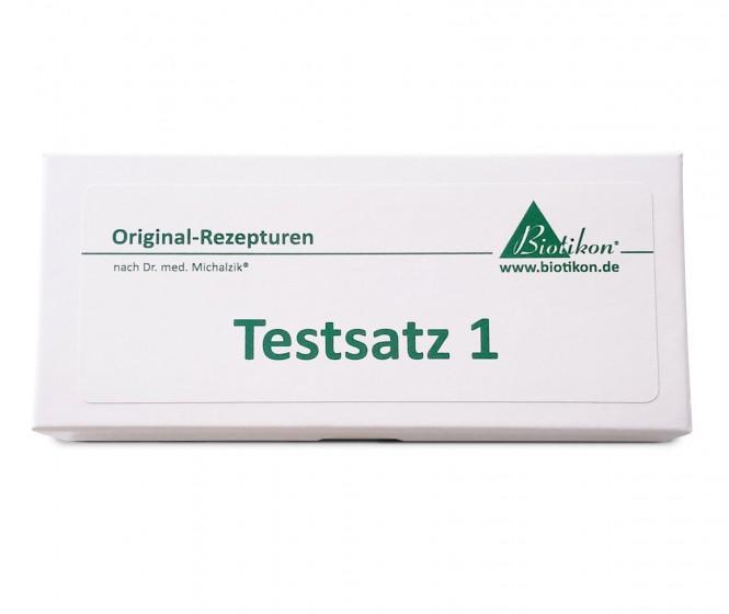 Testsatz 1