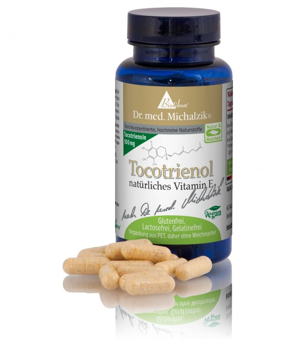Tocotrienol, nat. Vitamin E