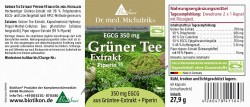 Grüner Tee-Extrakt