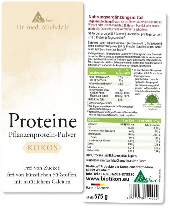proteine 2er pack biotikon. Black Bedroom Furniture Sets. Home Design Ideas